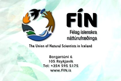 THE UNION OF NATURAL SCIENTISTS IN ICELAND